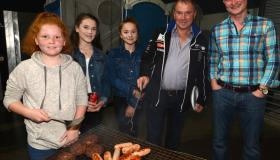 Bash in the Barn in Ballyward organised  by Christopher and Victoria Simpson