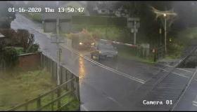Shock footage of dangerous rail behaviour released