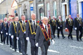 Last Saturday Parade in Newry
