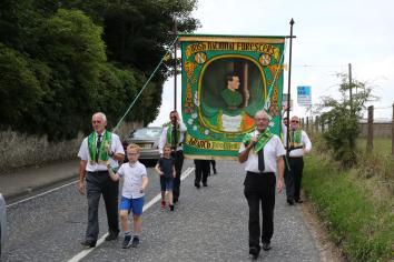 Hilltown hosts All Ireland INF convention