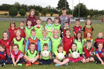 Drumgath GAA Club hosts Cul Camp
