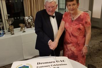 Dromara GAC celebrates centenary