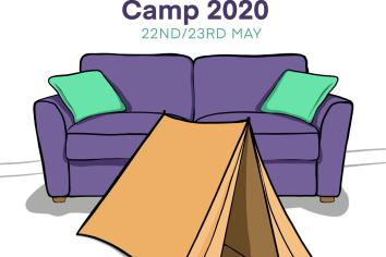 Camping with a difference for Co Down Scouts!