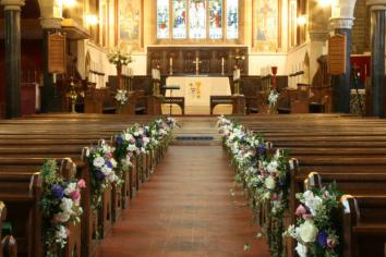 Indoor weddings permitted from tomorrow as further restrictions are eased