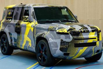 All-new Defender nears completion