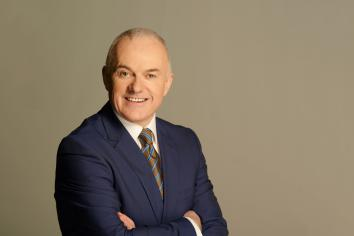'Take care, be good and bye bye' - Burren's most famous son bows out after almost three decades with UTV