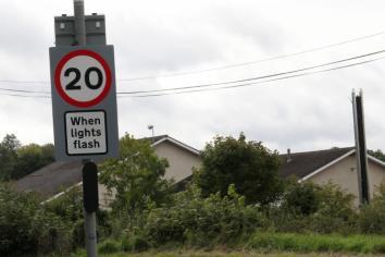 Brontë speed cut to 20mph