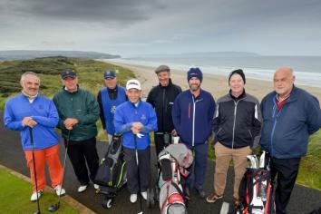 Putting Irish golf firmly on the sporting map