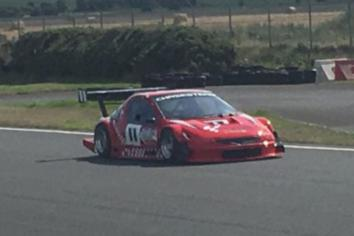 Johnston aiming for first Roadsports title