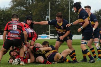 Banbridge Men's Firsts maintain title challenge