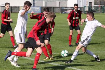 Irish Cup fever comes to an end for Rathfriland Rangers