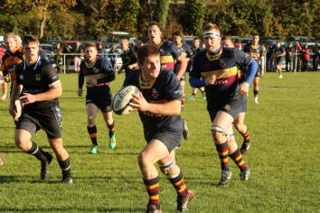 Banbridge go top of division following Ulster derby win