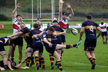 Game management to be looked at after Banbridge firsts' defeat