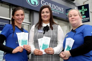 Gordons opens second store in Rathfriland