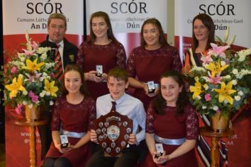 Golden celebrations for Scór County finals
