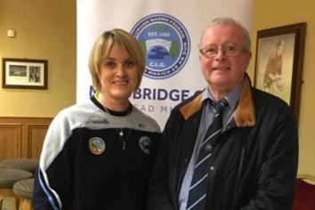 Mayobridge club history made by Mairead