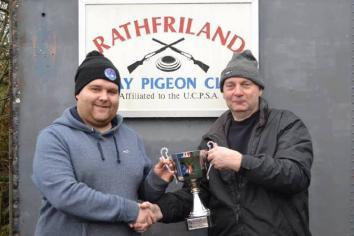 Saunders is Willie Hughes Cup winner