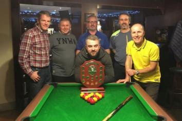 Minny's take Shield honours!