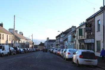 Proposal to bring parking restrictions to Downpatrick Street