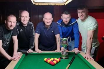 Anglers left all at sea as Depot claim pool cup victory