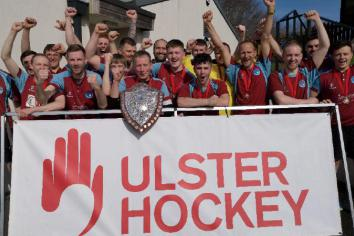 Kilkeel's terrific thirds take Junior Shield title