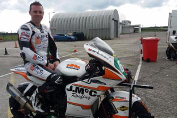 Ryan gears up for his first NW 200