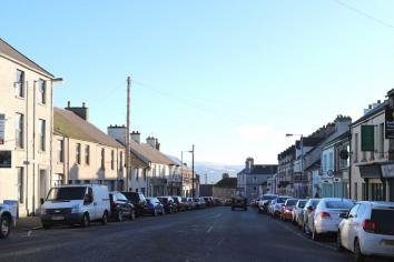 Waiting restrictions for Rathfriland street