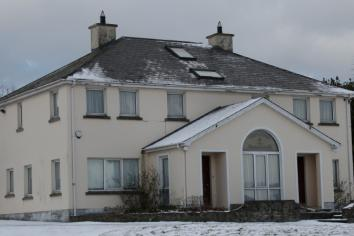 Future of Hilltown parochial house to be determined