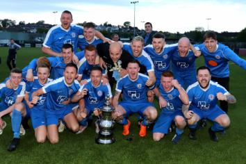 Banbridge turns blue