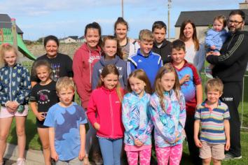 Annalong parents demand new play park