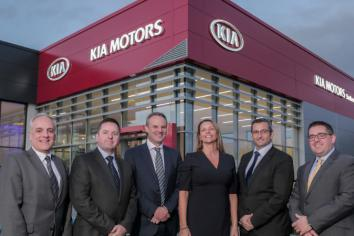 Shelbourne Motors officially launch new multi-brand Newry showroom