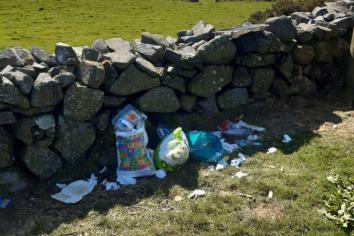 Please 'leave no trace' when visiting the Mournes: MHT