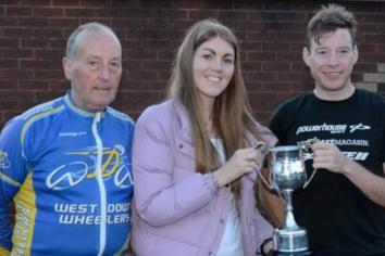 Lindsay Watson wins Eric Maxwell Memorial Road Race