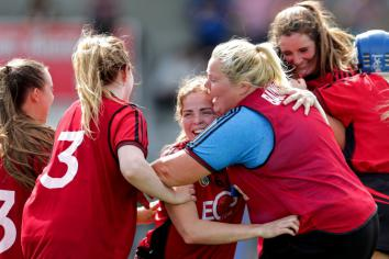 Down girls march into All-Ireland final