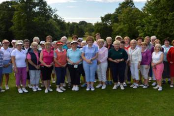 Captain's Day for ladies