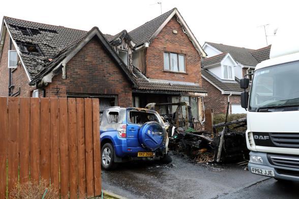 Major blaze at Banbridge house 'accidental'