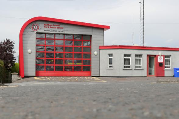 Confusion as Rathfriland Fire Station in line for recruitment but future of second appliance still unknown